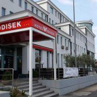 Hotel Vodišek Koper, Koper - Objekt