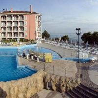 Aquapark Hotel Žusterna, Koper - Zunanjost objekta
