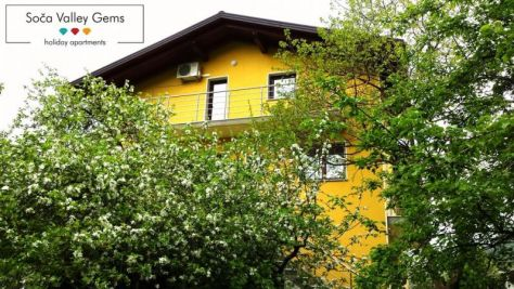 Apartmány Tolmin 15758, Tolmin - Objekt