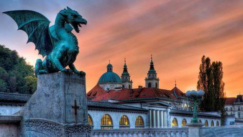 Apartmány Ljubljana 15884, Ljubljana -