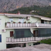 Apartmány a pokoje Makarska 16696, Makarska - Exteriér