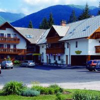 Hotel Kristal Bohinj, Bohinj - Objekt