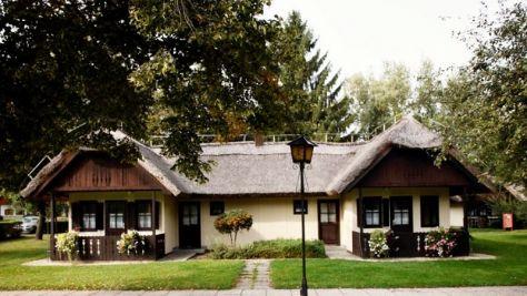 Bungalovy turistické letovisko - Terme 3000, Moravske Toplice - Objekt