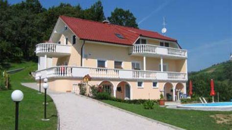 Apartmány 2190, Podčetrtek, Olimje - Objekt