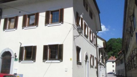Apartmány Ljubljana 2232, Ljubljana - Objekt