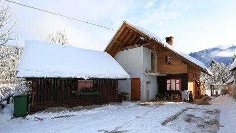 Apartmány Bohinj 2266, Bohinj - Objekt