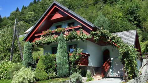 Apartmány a rekreační dům Bohinj 2272, Bohinj - Objekt