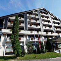 Hotel Savica, Bled - Zunanjost objekta