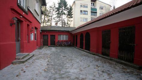 Apartmány Ljubljana 2433, Ljubljana - Objekt