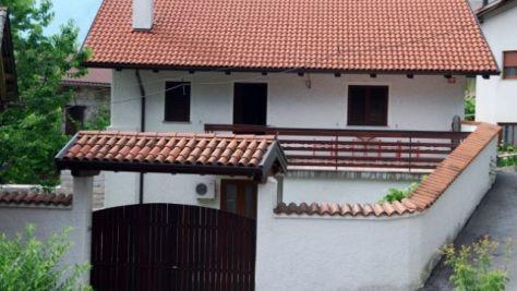 Apartmány Kobarid 2451, Kobarid - Objekt