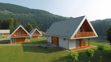 Apartment Settlement Ocepkov gaj - Terme Topolšica, Šoštanj - Exteriér