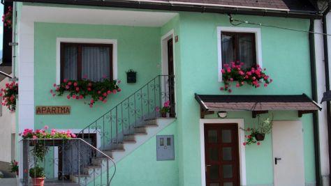 Apartmány Bovec 8858, Bovec - Exteriér