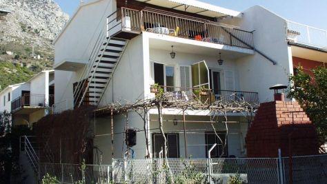 Apartmány Podaca 2731, Podaca - Exteriér