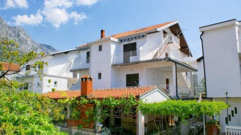 Apartmány Podaca 2855, Podaca - Exteriér