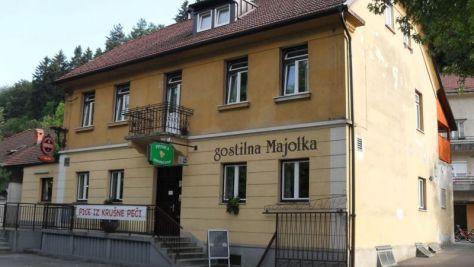 Pokoje a apartmány Ljubljana 471, Ljubljana - Objekt