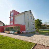 Hostel Simbol, Ljubljana - Zunanjost objekta