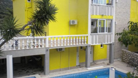 Apartmány a pokoje Zaostrog 5121, Zaostrog - Exteriér