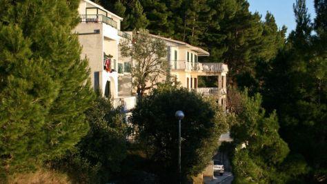 Apartmány Brela 5875, Brela - Exteriér