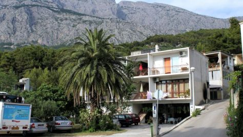 Apartmány a pokoje Tučepi 6260, Tučepi - Exteriér