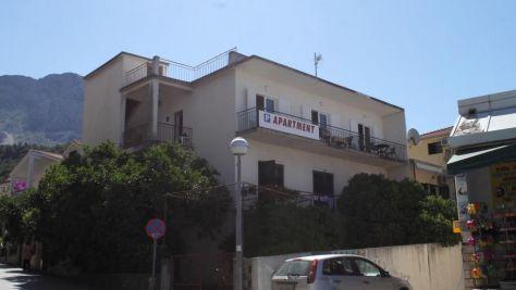 Apartmány Podgora 6289, Podgora - Exteriér