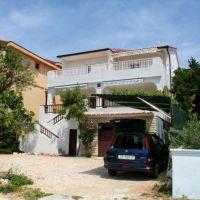 Apartments and rooms Mandre 6803, Mandre - Exterior