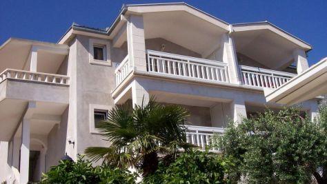 Apartmány Podaca 7106, Podaca - Exteriér