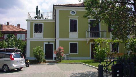 Apartmány Izola 8679, Izola - Objekt
