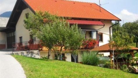 Apartmány Kobarid 8686, Kobarid - Exteriér