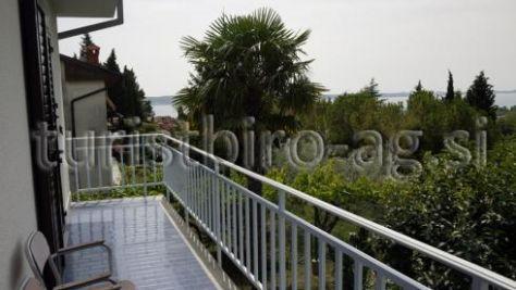 Apartmány Portorož 8694, Portorož - Portorose - Balkon