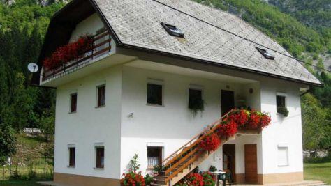 Apartmány 8696, Bovec - Exteriér