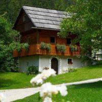 Turistická farma Ramšak - Solčava, Logarska dolina, Solčava - Exteriér