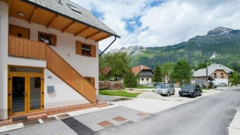 Apartmány Bovec 8862, Bovec - Exteriér