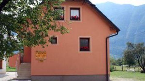 Apartmány Bovec 8901, Bovec - Exteriér
