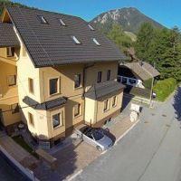 Sobe in apartmaji Kranjska Gora 9621, Kranjska Gora - Zunanjost objekta