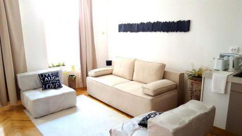 Apartmány Ljubljana 9719, Ljubljana - Obývací pokoj