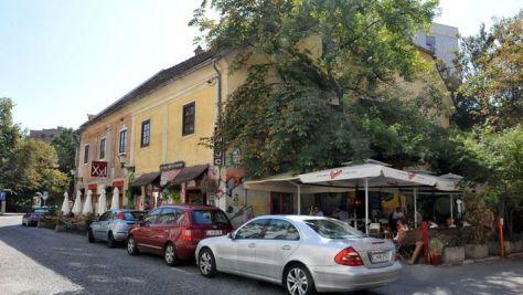 Apartmány Ljubljana 9801, Ljubljana - Exteriér