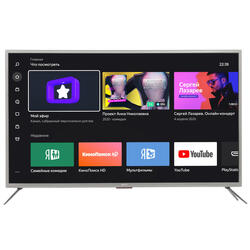 Телевизор DEXP U55E9100Q