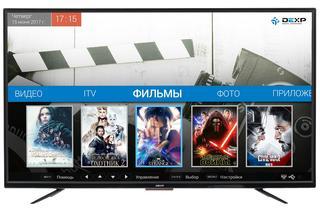 Телевизор DEXP H39D8100Q