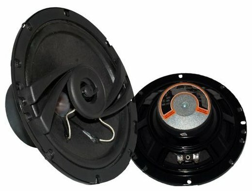 Автомобильная акустика Alphard AL-165T