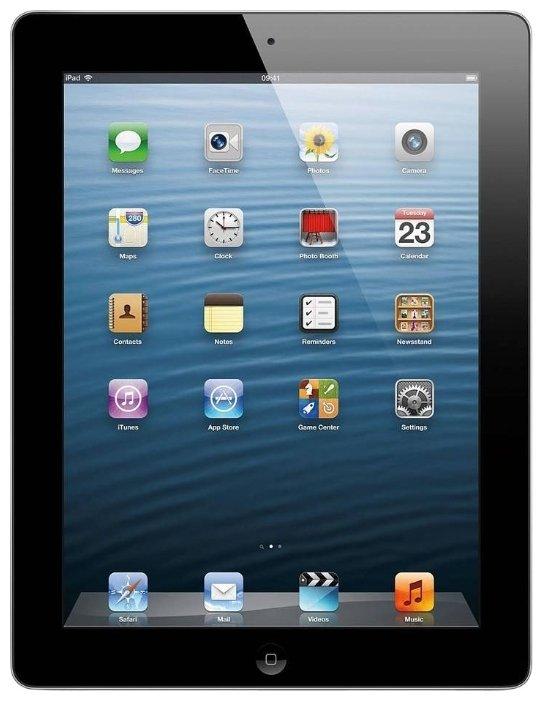 Планшет Apple iPad 4 64Gb Wi-Fi