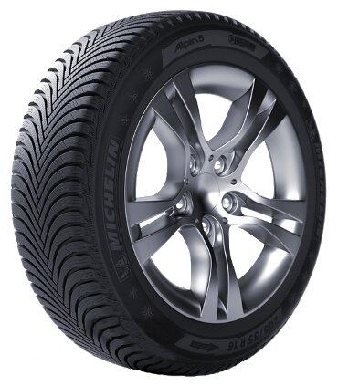 Автомобильная шина MICHELIN Alpin 5 зимняя