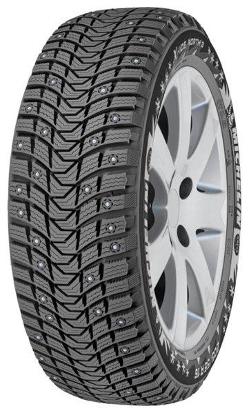 Автомобильная шина MICHELIN X-Ice North 3 зимняя шипованная