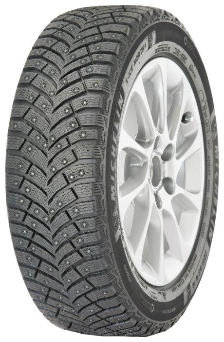 Автомобильная шина MICHELIN X-Ice North 4 зимняя