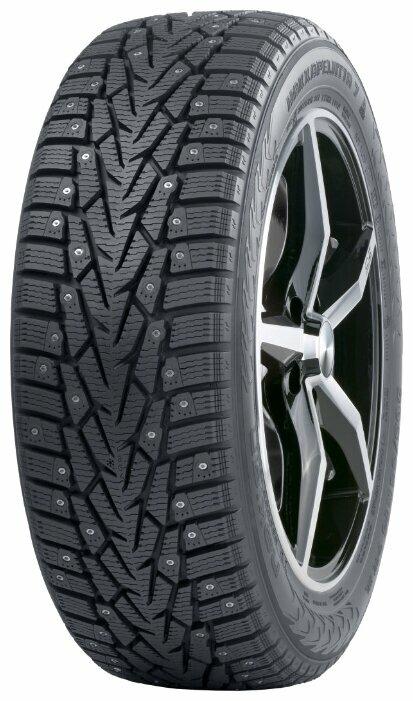 Автомобильная шина Nokian Tyres Hakkapeliitta 7 зимняя шипованная