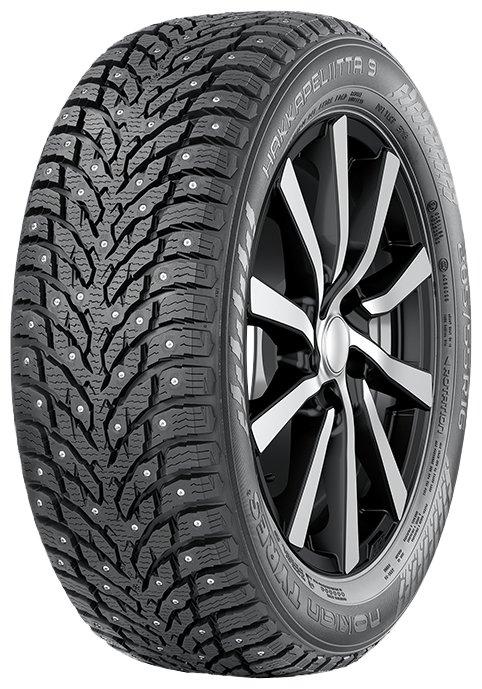 Автомобильная шина Nokian Tyres Hakkapeliitta 9 зимняя шипованная