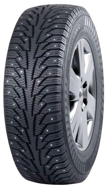 Автомобильная шина Nokian Tyres Nordman C зимняя шипованная
