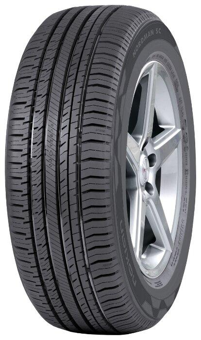 Автомобильная шина Nokian Tyres Nordman SC летняя
