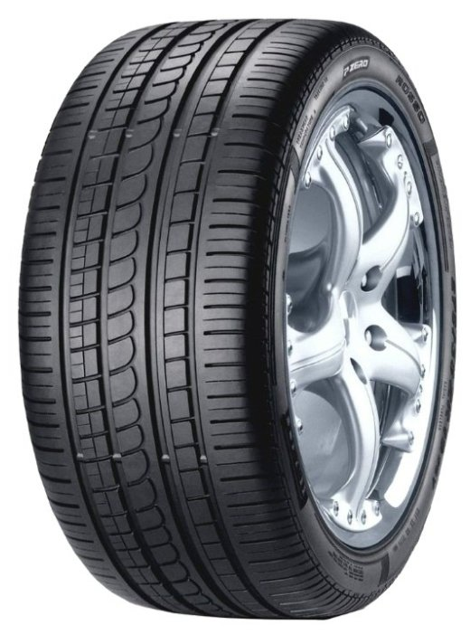 Автомобильная шина Pirelli P Zero Rosso Asimmetrico летняя