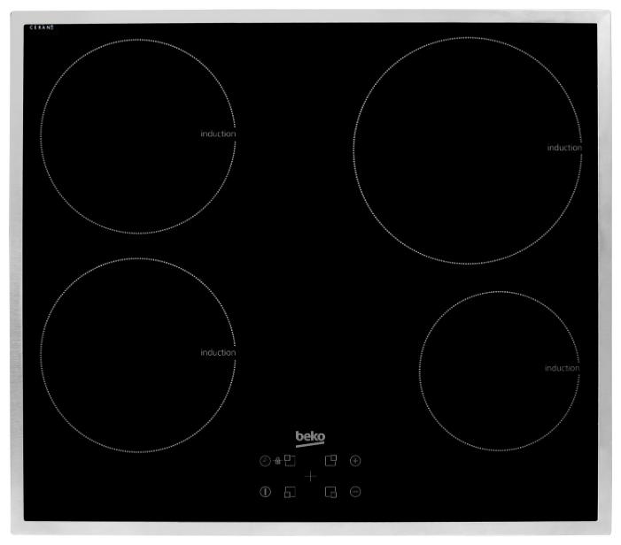 Индукционная варочная панель Beko HII 64400 ATX