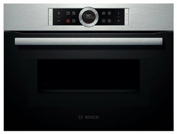 Электрический духовой шкаф Bosch CMG633BS1
